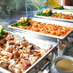 Food Catering For The Event