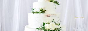 The Wedding Cake on a tight budget