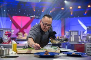 Would you like to Be an Iron Chef?