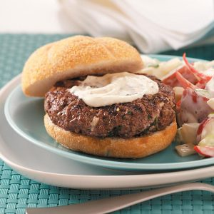 Your Chosen Hamburger Recipes